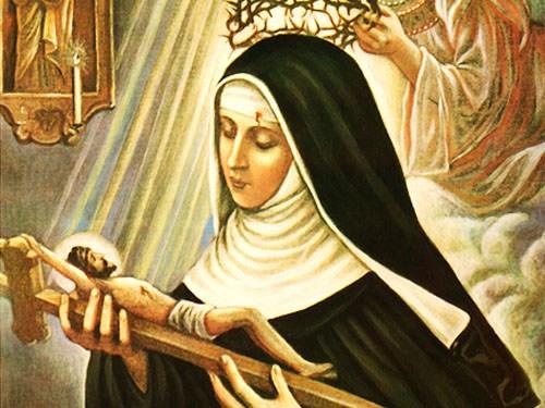 święta Rita Z Cascia Modlitwa